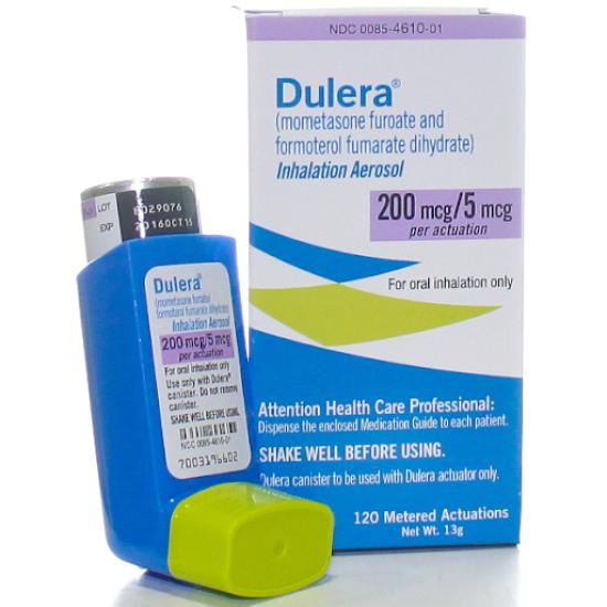 Dulera5mcg / 200mcg